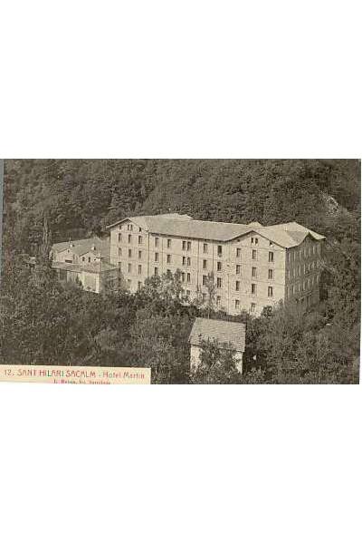 Hotel Martin, Sant Hilari Sacalm