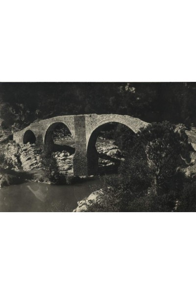 Pont de Querós, Sant Hilari Sacalm