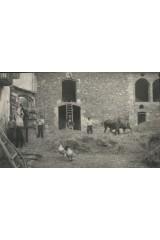 Sant Hilari Sacalm, La batuda a l'era de can Rovira