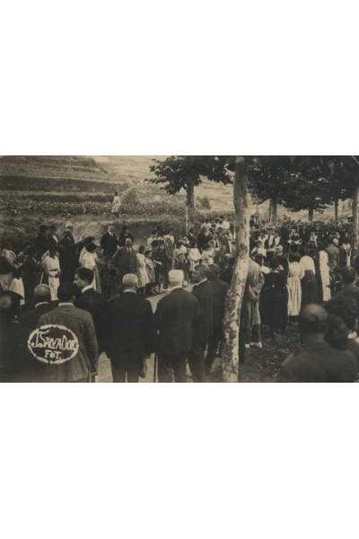 Sant Hilari Sacalm, Processó