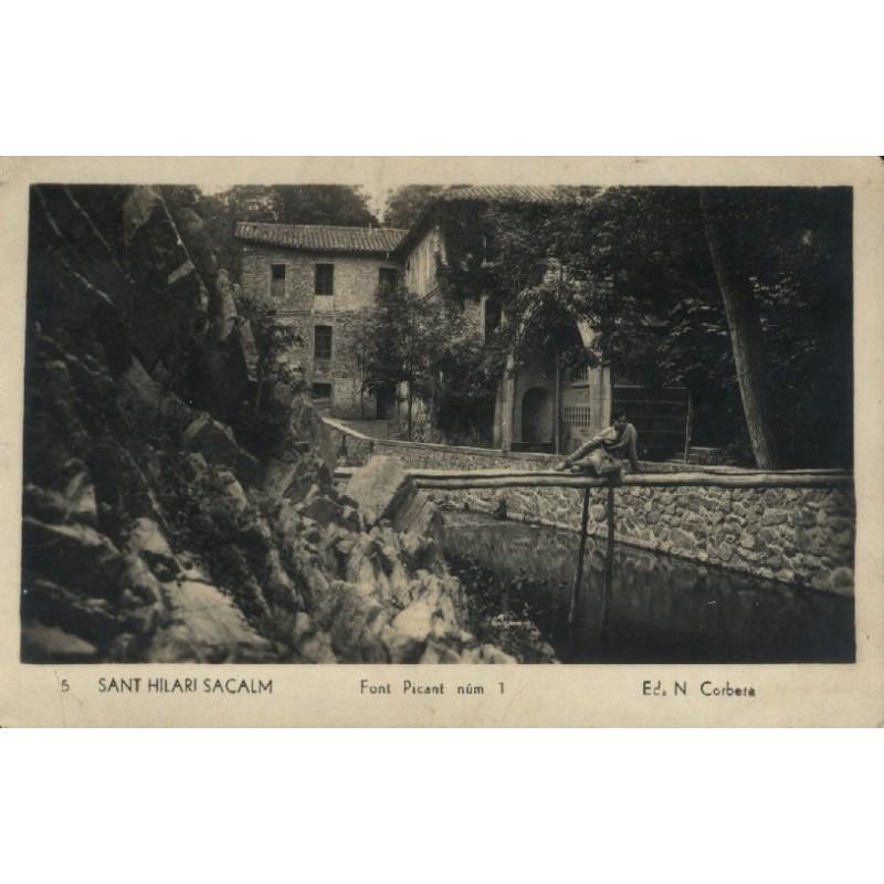 Font Picant nº1, Sant Hilari Sacalm