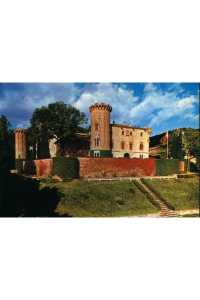 Castell de Monsolís, Sant Hilari Sacalm
