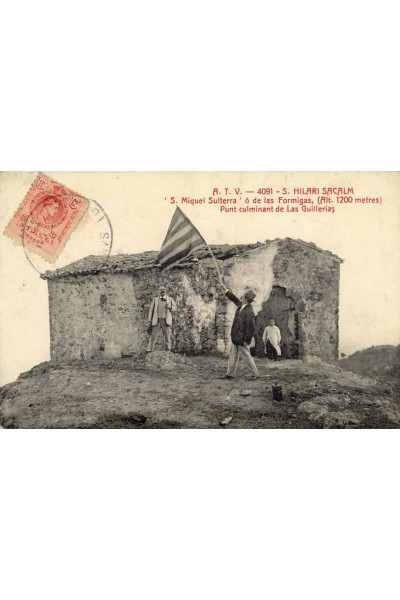 St. Miquel Solterra o de les Formigues, Sant Hilari Sacalm