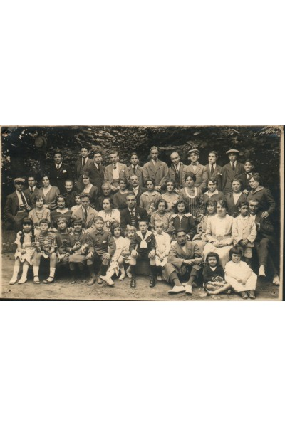 Grup familiar, Sant Hilari Sacalm