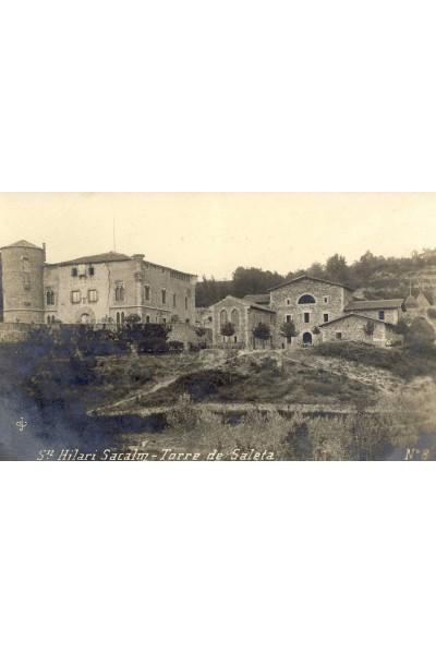 Torre de Saleta, Sant Hilari Sacalm
