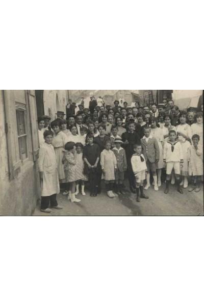 Sant Hilari Sacalm, Grup estiuejants, carrer Arbúcies