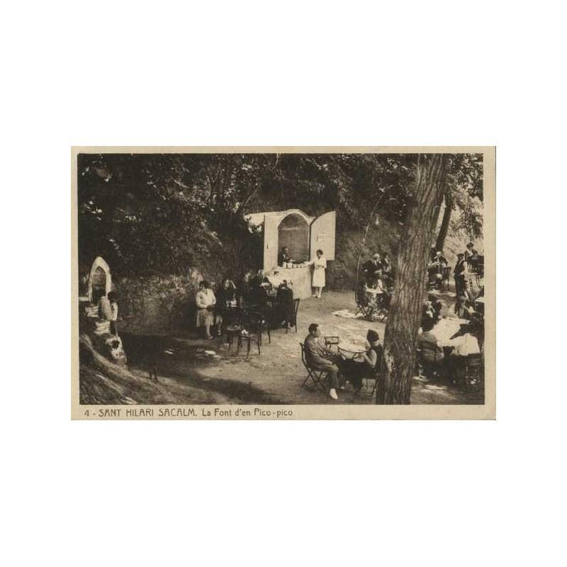 Sant Hilari Sacalm, La Font d'en Pico-pico