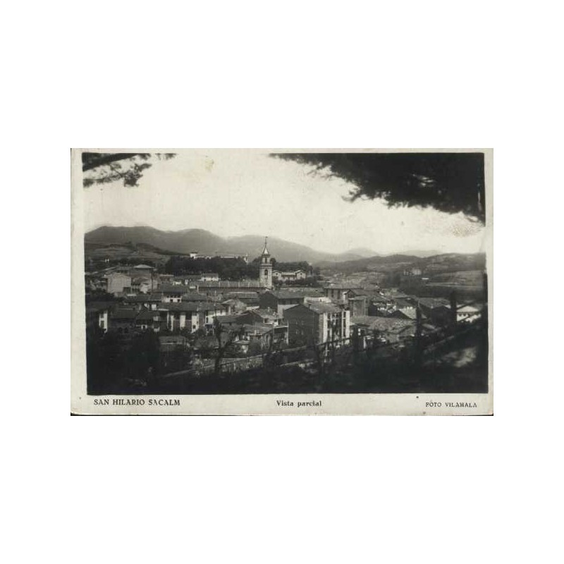 Sant Hilari Sacalm, Vista parcial
