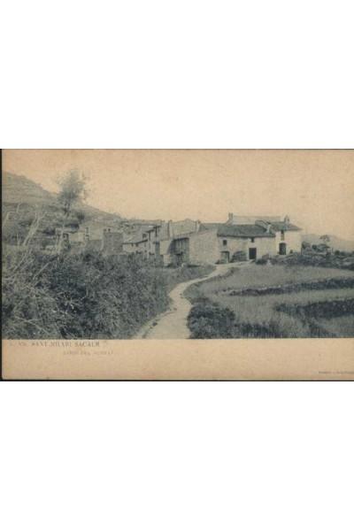 Sant Hilari Sacalm, Barri del Serrat