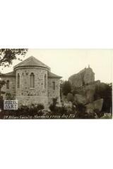 Sant Hilari Sacalm, Ermita i Roca d'en Plà