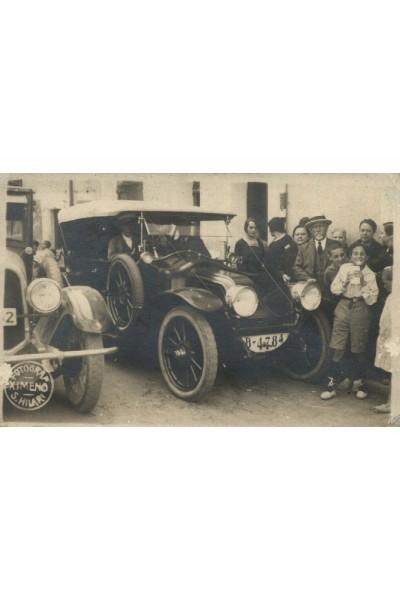 Automòbils, Sant Hilari Sacalm