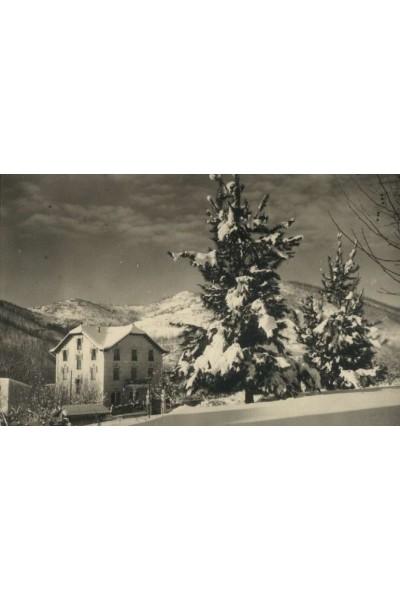Paisatge d'hivern, Sant Hilari Sacalm