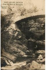 Pont del Molí de Montsoliu, Sant Hilari Sacalm