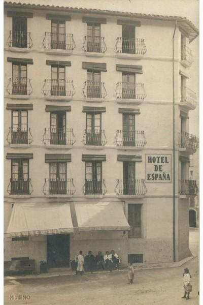 Hotel de España, Sant Hilari Sacalm