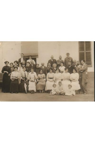Grup d'estiuejants, Sant Hilari Sacalm