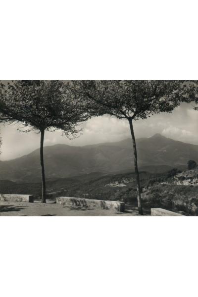 Montseny des de la Miranda, Sant Hilari Sacalm