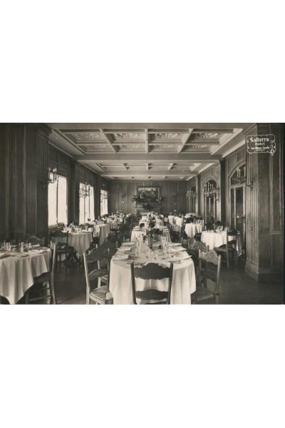 Menjador Hotel Solterra, Sant Hilari Sacalm