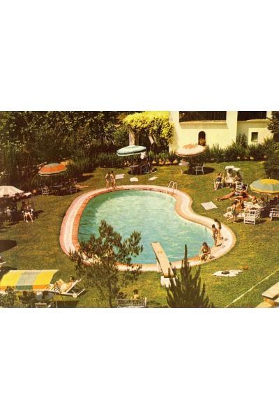 Piscina de l'Hotel Solterra, Sant Hilari Sacalm
