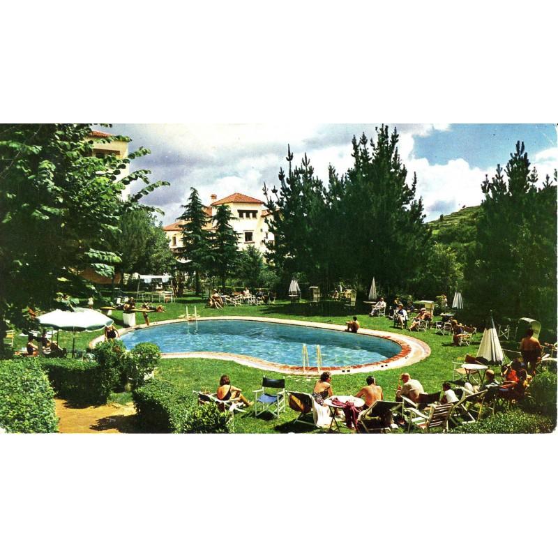 Piscina, Hotel Solterra, Sant Hilari Sacalm