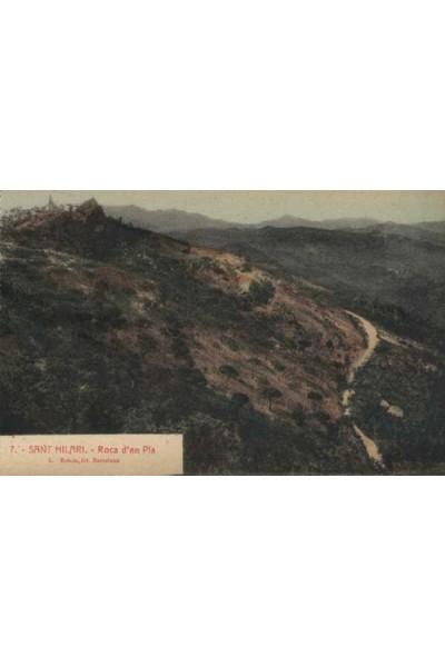 Sant Hilari Sacalm, Roca d'en Pla