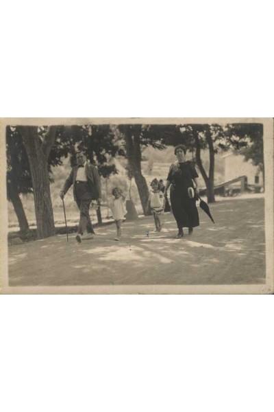 Sant Hilari Sacalm, Passeig de la Font Vella