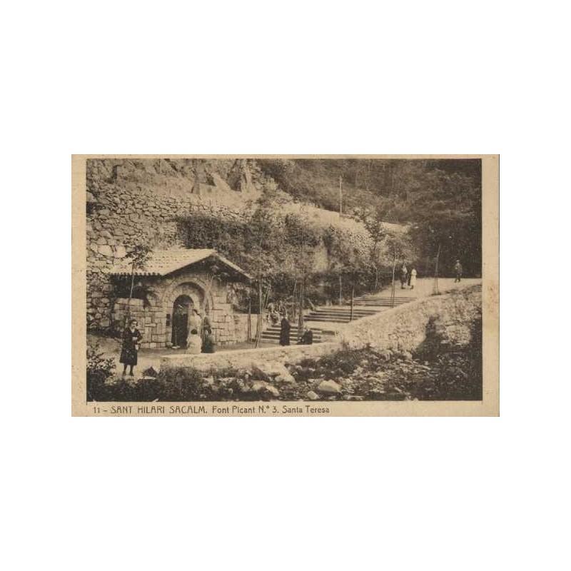 Sant Hilari Sacalm, Font Picant nº3