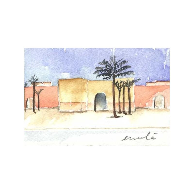 Postals de Marrakech, Bab Marrakech