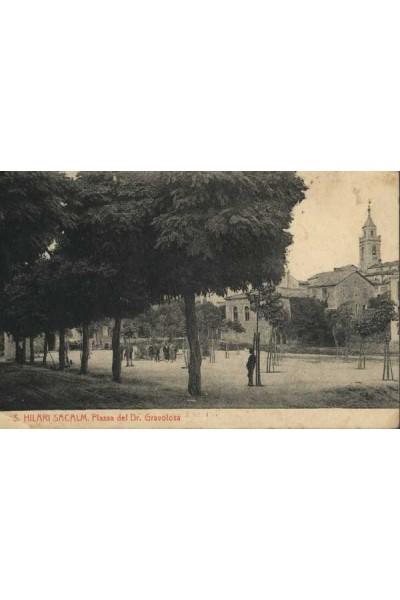 Sant Hilari Sacalm, Plaça del Dr. Gravalosa