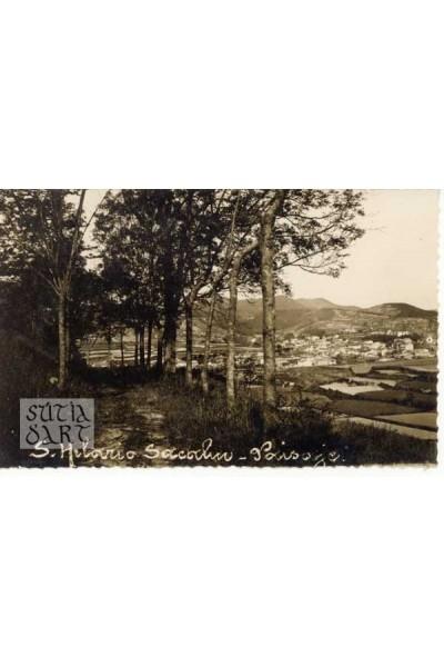 Sant Hilari Sacalm, Paisatge