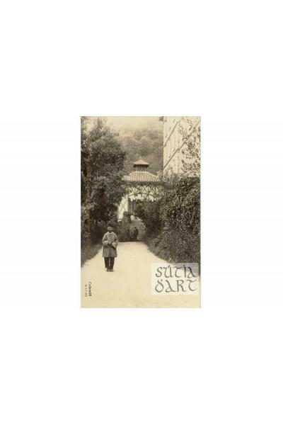 Sant Hilari Sacalm, Un passeig del Establiment Martin
