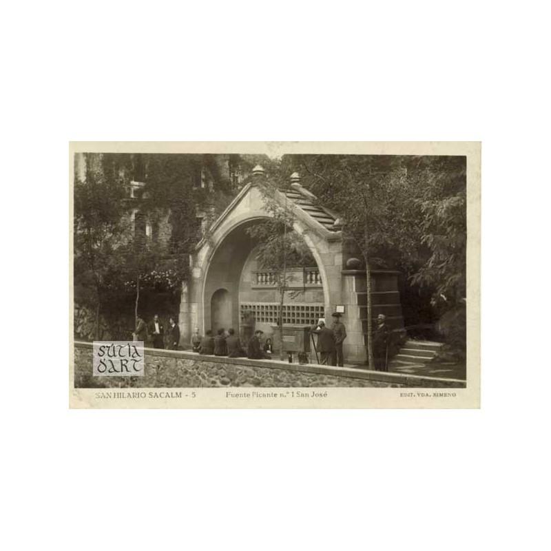 Sant Hilari Sacalm, Font Picant nº1 Sant Josep