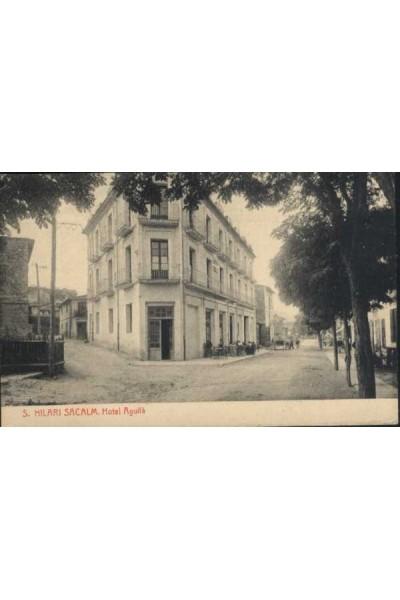 Sant Hilari Sacalm, Hotel Aguilà