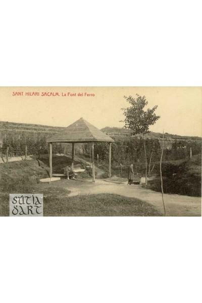 Sant Hilari Sacalm, La Font del Ferro