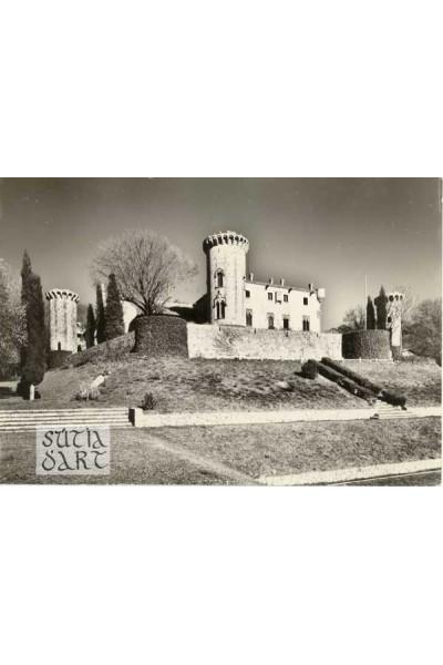 Sant Hilari Sacalm, Castell de Montsolís