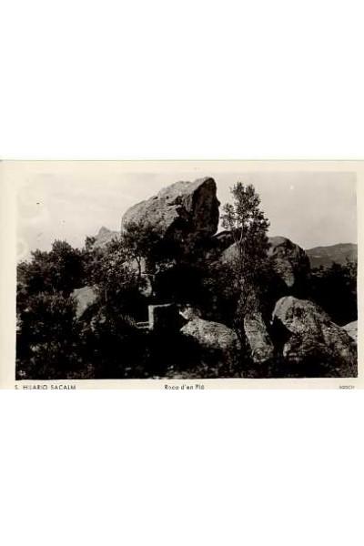Roca d'en Pla, Sant Hilari Sacalm